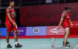 Praveen/Melati Harus Berjuang Ekstra di BWF World Tour Finals 2020