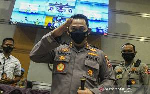 Presiden Joko Widodo Lantik Listyo Sigit Prabowo Sebagai Kapolri