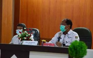 Dinkes Kalteng TerimaTenaga Kesehatan Penugasan Khusus Individu Angkatan 2021