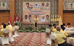 DPD Partai Golkar Kotim Gelar Musda Pilih Ketua Baru