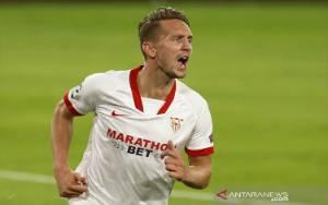 Sevilla Gasak Valencia Menuju Perempat Final Copa del Rey