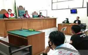5 Mahasiswa Pengunjuk Rasa Omnibus Law Divonis 10 Bulan Percobaan