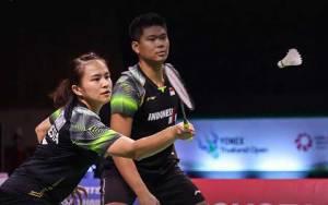 Ini Kata Ketua PBSI Soal Pencapaian Tim Bulu Tangkis Indonesia di Thailand Open