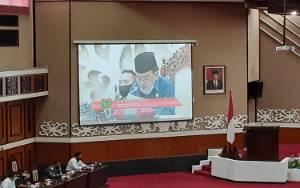 DPRD Kalteng Gelar Rapat Paripurna ke-4 Masa Sidang I, ini Agendanya