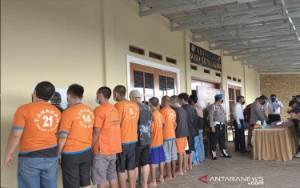 Pecatan Polisi Baru Bebas Kembali Ditangkap karena Edarkan Sabu
