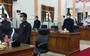 Satpol PP Sukamara Diharapkan Rutin Patroli Protokol Kesehatan