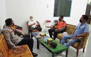 Kapolres Kunjungi BPBD Barito Timur