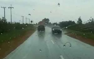Kalteng Diprediksi Masih Diguyur Hujan untuk Seminggu ke Depan