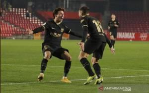 Barcelona Kewalahan Singkirkan Granada Menuju Semifinal Copa del Rey