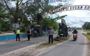 Penerapan Protokol Kesehatan di Objek Wisata Kotawaringin Barat Dipantau Ketat