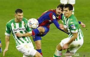 Gol Perdana Trincao Bawa Barcelona Tundukkan Betis