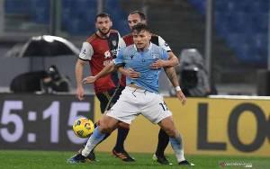 Lazio Ukir Kemenangan Keenam Beruntunnya saat Lucuti Cagliari 1-0