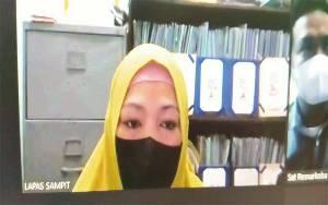 Suami Dipenjara, Perempuan Ini Malah Transaksi Sabu dengan Pria Lain