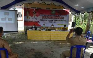 Musrenbang Kecamatan Bataguh Didominasi Usulan Bidang Infrastruktur