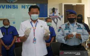 BNNP NTB Ungkap Kasus Penyelundupan Sabu Berlapis Kondom dalam Dubur