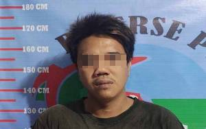 Pengedar Sabu Miliki 2 Pistol Rakitan Diringkus Polisi di Desa Sumber Garunggung