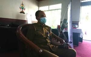 BKD Kalteng Prioritaskan Usulan Tenaga Kesehatan Dalam Penerimaan CPNS 2021