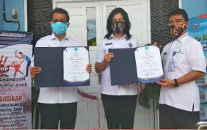 Bupati Murung Raya Resmikan Balai Penyuluhan KB Dua Kecamatan ini