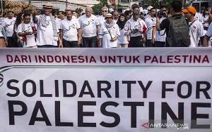 Indonesia Beri Bantuan Rp 32,1 Miliar untuk Palestina