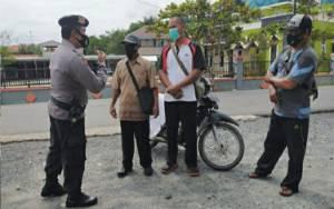 Polsek Kapuas Timur Tingkatkan Patroli Dialogis Cegah Gangguan Kamtibmas