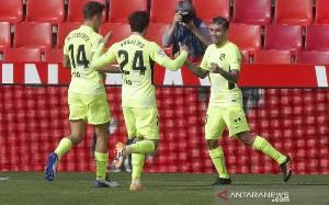 Atletico Kukuhkan Posisi Puncak di Liga Spanyol
