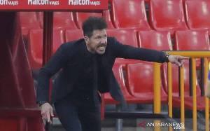 Simeone: Atletico Penting Jaga Semangat dan Antusiasme