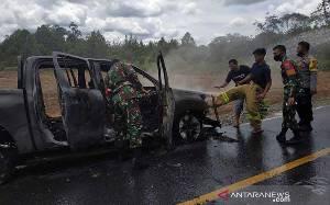 KPH: Aktivitas Illegal Logging Kapuas Hulu Libatkan Oknum Aparat
