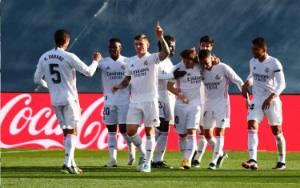 Toni Kroos Bimbing Real Madrid Kembali ke Posisi Kedua Klasemen