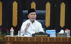Gubernur Kalteng Tak Ingin Ada Desa Tertinggal