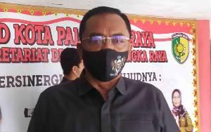 Ketua DPRD Palangka Raya: Waspada Kenaikan Covid-19 Setelah Lebaran