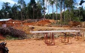 Sudah Ditertibkan, Tapi Aktivitas Tambang Emas di Desa Sambi Masih Berjalan