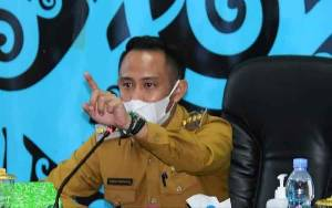 Wali Kota Palangka Raya: Jangan Bosan Pakai Masker