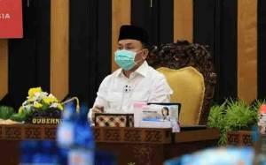 Gubernur Kalteng Apresiasi Kinerja Nakes Tanpa Lelah Tangani Pasien Covid-19