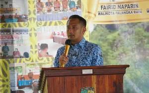 Pemko Palangka Raya Maksimalkan Peran Kelurahan Cegah Karhutla