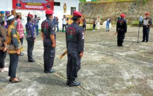 Hadiri Pengukuhan Komandan Brigade Batamad, Ini Kata Bupati Murung Raya