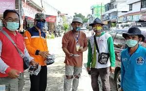 Kalteng Masuk Peringkat 2 Patuh Pemakaian Masker, Sosialisasi dan Edukasi Tetap Terus Digencarkan