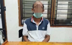Pria 41 Tahun Diringkus Polisi karena Edarkan Sabu