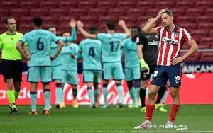 Levante Akhiri Laju Tiga Laga Tanpa Menang Setelah Lumat Atletico 2-0