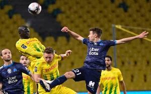 Marseille Bawa Pulang Hanya Satu Poin dari Tim Papan Bawah Nantes