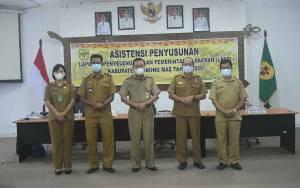 Ini Tujuan Penyusunan Asistensi Penyusunan LPPD Kabupaten Gunung Mas