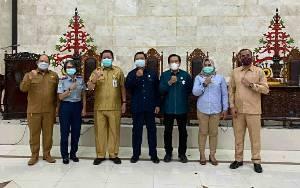 Komisi II DPRD Kapuas Dorong Dishub Bekerja Maksimal Tingkatkan PAD