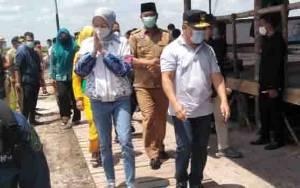 Gubernur Kalteng Kunker ke Sukamara Lihat Perkembangan Pariwisata