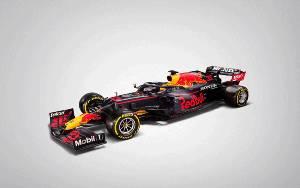Red Bull Pamerkan Mobil Baru untuk F1 2021