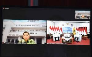 Pemprov Kalteng Sampaikan 5 Usulan Prioritas Dukung Pelaksanaan RPJMN 2020 - 2024
