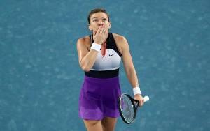 Simona Halep Mundur dari Qatar Open