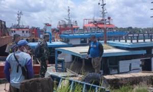 Jasad ABK Ditemukan Mengapung di Sungai Mentaya Setelah Hilang 2 Hari