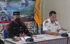 Asisten II Sekda Kalteng Buka Sosialisasi Menuju Indonesia Bebas ODOL Tahun 2023