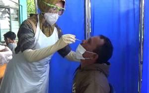 40 Warga Pelanggar Prokes Tak Pakai Masker di Sampit Jalani Swab Antigen, Semuanya Non Reaktif