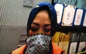 Istri Narapidana Kasus Sabu ini Dituntut 5,5 Tahun Penjara