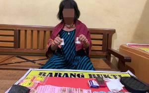 Wanita 54 Tahun Ditangkap Polisi Gara-gara Edarkan Sabu